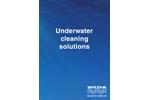 Weda AB - Underwater Cleaning Solutions - Brochure