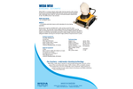 Weda W50 Standard - Automatic - Fully Automatic Cleaner for Rectangular Pools - Brochure