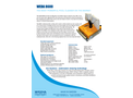 WEDA B600 The Most Powerful Pool Cleaner on the Market - Brochure