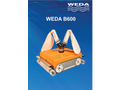 Weda B600 Swimming Pool Cleaner - Brochure