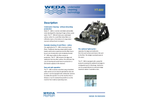 Weda - Model YT-800 - Sand Filter and Large Water Basin Cleaning Submersible Robots - Brochure