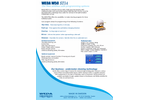Weda - Model B600 - Swimming Pool Cleaner - Brochure