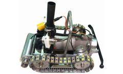 Weda - Model VR-50 - Efficient Underwater Cleaner for Smaller Reservoirs