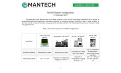 PeCOD Analyzer System Configuration Guide - Brochure
