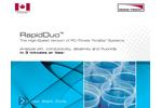 Rapid Duo - Brochure