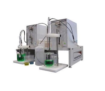 Mantech - Model MT-Standalone - Manual Multi-Parameter & Titration Analysis System