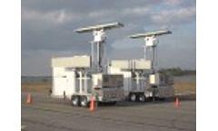 Synchronized MERLIN Avian Radar Systems Video