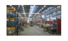 Plymovent - Welding Fume Extraction at VDL Video