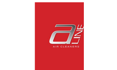 A-line Air Cleaners - Brochure