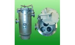 Ramson - Model Type 21-04 - Bag Filter Systems