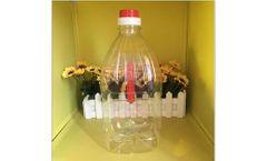 Alpha - Plastic Cooking Oil Bottles