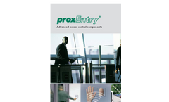 proxEntry Brochure