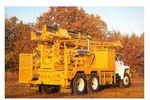 Central Mine - Model CME-85 - Truck Mounted Auger Drill