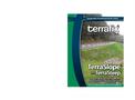 TerraSlope - Retained Soil System Brochure