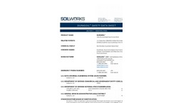 Durasoil Safety Data Sheet