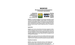 Model CL-Out - Rapid Bioremediation Hydrocarbons