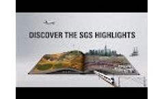 Discover the Testing, Inspection & Certification leader: SGS Video