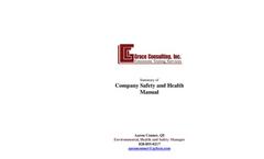 EHS Manual Summary