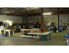 North Carolina Workshop and Equipment Repair Facility