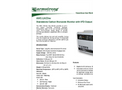 AMC 1ACOsv Series Standalone Carbon Monoxide Monitor with VFD Output - Specification Brochure