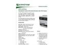 AMC 1ACOsvp Standalone Carbon Monoxide Monitor with ECM Fan Output - Specification Brochure