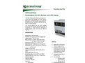AMC 1AVCsvp Standalone CO/NO2 Monitor with ECM Fan Output - Specification Brochure