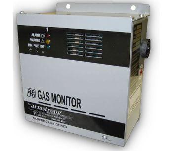 AMC - Model 1ACOsv - Standalone Carbon Monoxide Monitor with VFD Output