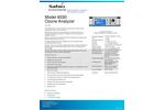 Sabio - Model 6030 - Ozone Analyzer - Brochure