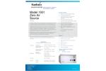 Sabio - Model 1001 - Zero Air Source Generators - Brochure