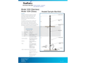Sabio 1002/1004 Heated Sample Manifolds - Brochure