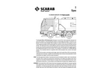 Scarab - Minor Compact Road Sweeper Technical Specification