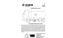 Scarab Merlin Hydrostatic Technical Specification