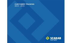 Scarab Training Brochure