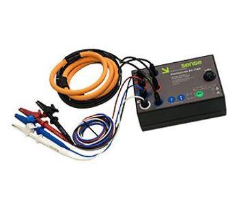Accsense - Model EC-7VAR - Three Phase Voltage & Current Logger