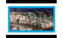 Acta Recycling - Norba Bale Bracker for PET Bottles - Video