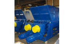 ACTA - Model Type AR-4 - Recycling Bale Opener