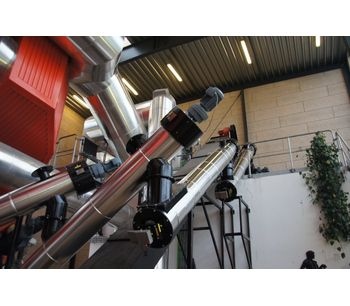 Complete Screw Conveyor Project for Ash Transport-1