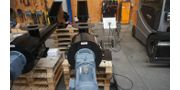 Complete Screw Conveyor Project for Ash Transport