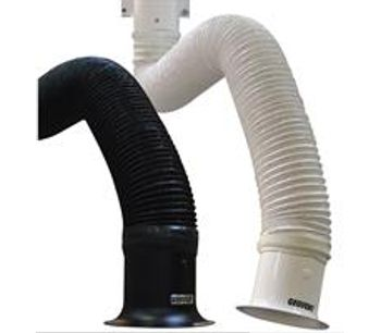 Geovent - Model 1-2m - Flexible Extraction Arm