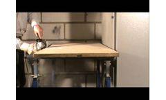 VertEx for MDF Sanding - Video