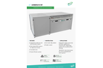 AirBench - Model RP - Downdraught Bench With Self-Cleaning Filters - Datasheet