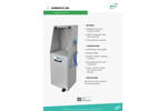 AirBench - Model BD - Self-Contained Blowdown Station - Brochure