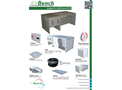 AirBench - Model WD - Downdraught Bench With Wet Filter