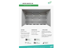 VertEx Booth - Model VB - Modular Booth System - Brochure