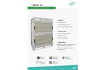 VertEx Booth - Model VA - Modular Cross-Draught System - Brochure