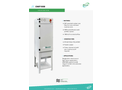 AirBench - Model OMF1000 - Mid-Range Mist Filter and Air Cleaning System