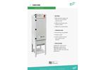 AirBench - Model OMF1000 - Coolant Mist Filter - Brochure