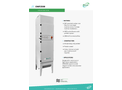 AirBench - Model OMF2500 - High-Capacity Mist Filter and Air Cleaning System