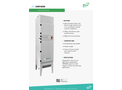 AirBench - Model OMF4000 - High-Capacity Mist Filter and Air Cleaning System