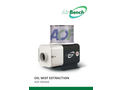 AirBench - Model AOF - Machine-Mounted Oil Mist Filter